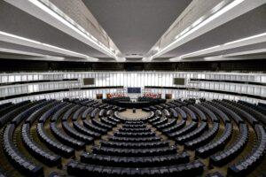 Parlamento europeo Foto:Unsplash